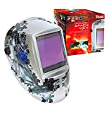 Zoom IMG-2 gys casco saldatura lcd spaceview