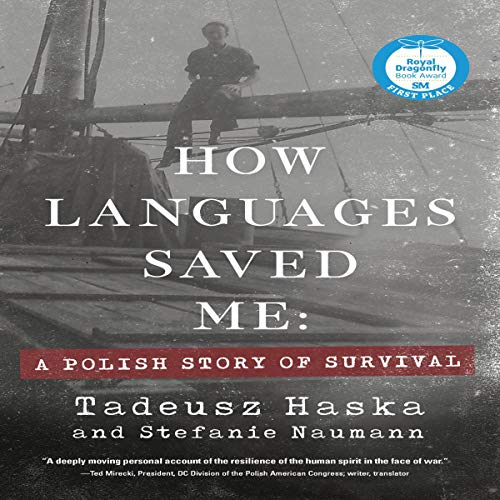 How Languages Saved Me audiobook cover art