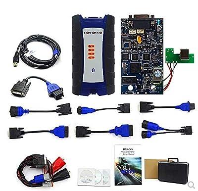 AZERCOM USB Link 2 124032 Connector Diagnostic with Bluetooth OEM aftermarket its not Nexiq 2 from AZERCOM