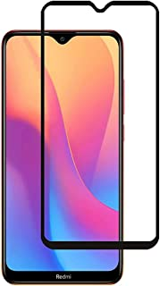 Full Cover Edge to Edge Tempered Glass for Samsung Galaxy A10s Black by Nice.Store.UAE