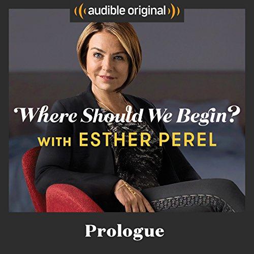 Prologue audiobook cover art
