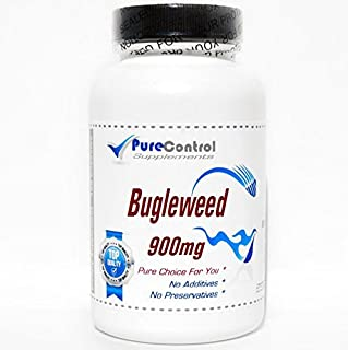Bugleweed 900mg // 180 Capsules // Pure // by PureControl Supplements