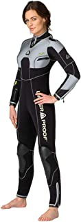 WATER PROOF FACING REALITY Waterproof Womens W4 7mm Backzip Wetsuit