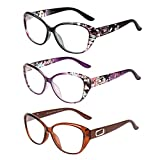LianSan unisex reading glasses fashion men womens rimless readers glasses reading eyeglasses 5017 +3.50,set,Extra 30/% off
