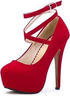 ec840fe98d4 Amazon.com: Platform - Pumps / Shoes: Clothing, Shoes & Jewelry