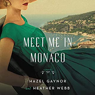 Meet Me in Monaco audiobook cover art