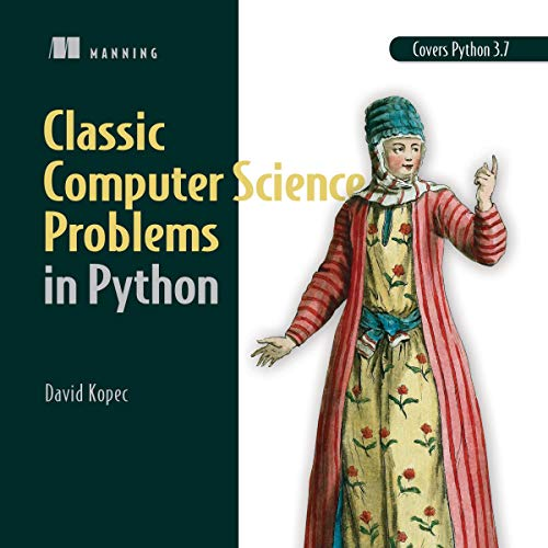 Classic Computer Science Problems in Python cover art