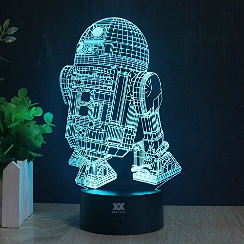 Star Wars Themed Desktop Light