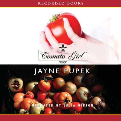 Tomato Girl audiobook cover art