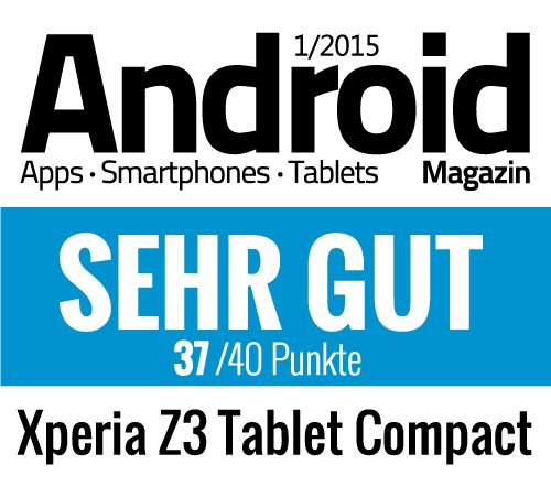 Sony Xperia Z3 Tablet Compact SGP611 8 Zoll - 14