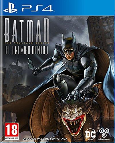 Batman: El Enemigo Dentro - The Telltale Series