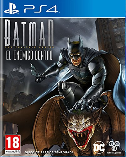Batman: Enemy´s Inside - The Telltale Series [playstation_4]