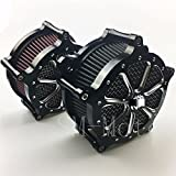 Air intakes for Street Glide EFI FLHXI air cleaners Softail Slim FLS air filters Switchback FLD 01-07