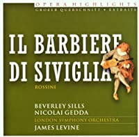 Rossini;the Barber of Seville