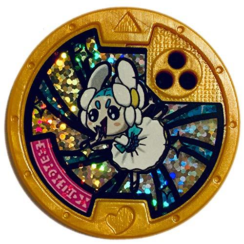 Yo-Kai Watch Model Zero Yo-Motion Series 1 Medal Spoilerina (Netaballerina)