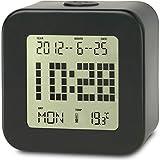 Daewoo - Reloj Despertador Digital dcd-23b Negro