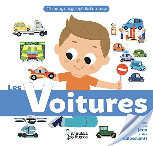 Les voitures (Ma baby encyclopédie)