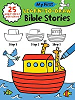 Learn-to-Draw Bible Stories (My First Learn-to-draw)
