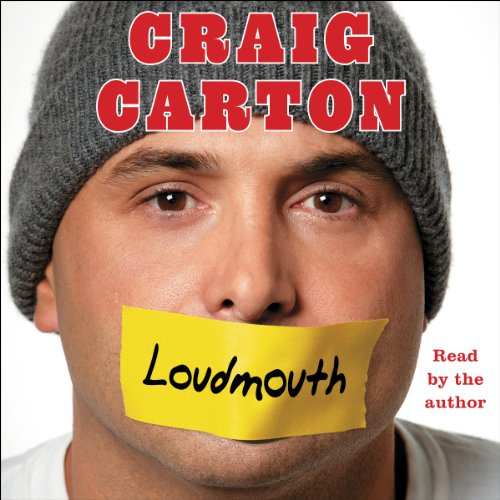 Loudmouth audiobook cover art