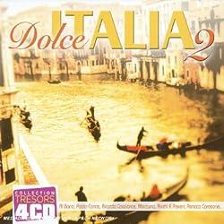 Coffret 4 CD : Dolce Italia vol.2