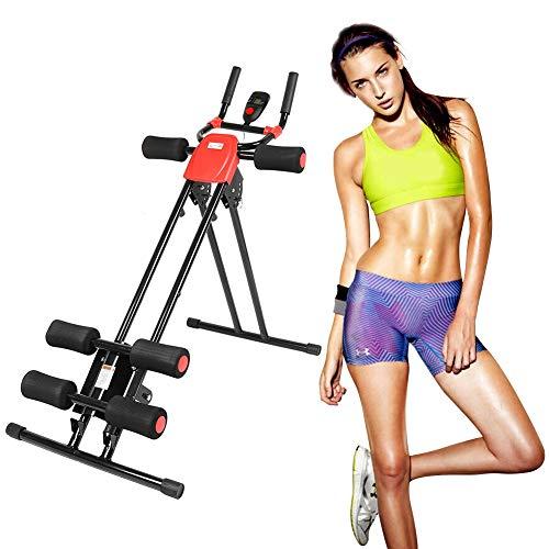 Turefans AB tränare, magmuskeltränare vikbar, magtränare, maximal belastning: 150 kg