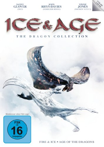 Ice & Age - The Dragon Collection [2 DVDs]