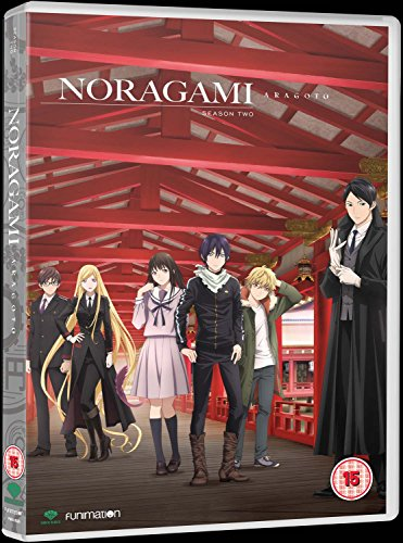 ノラガミ ARAGOTO(第2期)コンプリート DVD-BOX (全13話, 300分) あだちとか アニメ [DVD] [Import] [PAL, 再生環境をご確認ください]