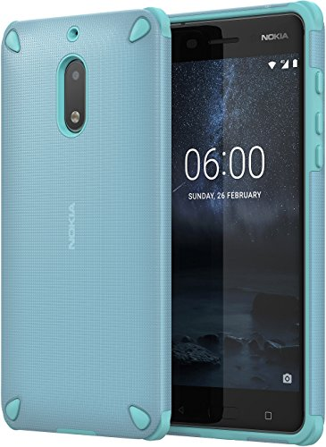 Nokia Custodia CC-501, Rugged Impact Nokia 6, Sage Mint