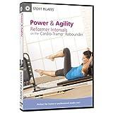 STOTT PILATES Power and Agility - Reformer Intervalle auf der Cardio-Tramp Rebounder DVD