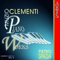Piano Works 16 by PIETRO SPADA (1999-05-18)