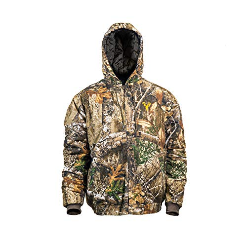 Insulated Camo Jacket Men