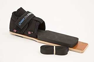 DCT Proflex - Total Lower Body Leverage-Based Resistance Stretching Tool - Self Stretch Your Hamstrings, Hips & Calves - Perfect for Ankle Rehab and Resistance Training - Leverage Straps Included