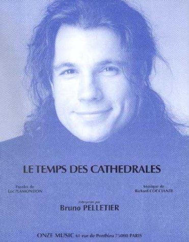 Partition : Le temps des cathédrales (Notre Dame de Paris) - Piano, Chant, Accords de guitare - Feuillet