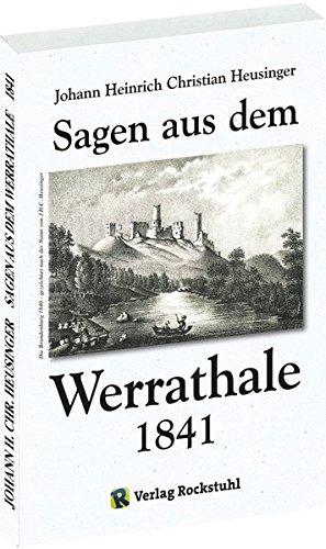 Sagen aus dem Werrathale (Werratal) 1841