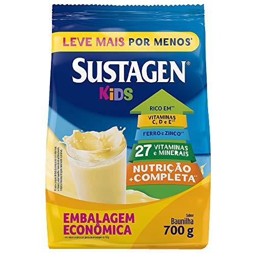 Sustagen Kids Baunilha Sachê Leve 700G Pague 500G, Sustagen Kids