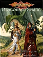 Dragons of Spring (Dragonlance Campaign Setting) (War of the Lance Chronicles, Volume 3)