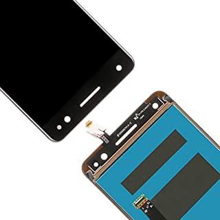 Repair Parts Compatible With Lenovo Vibe S1 LITE S1LA40 LCD Screen And Digitizer Full Assembly (Color : Black)