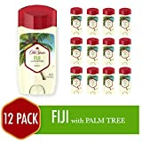 Old Spice Fresh Collection Fiji Scent Men's Deodorant, 3 Ounce (Pack of 12)