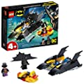 LEGO DC Batboat The Penguin Pursuit, 76158 Top Batman Building Toy for Kids, with Super Hero Minifigures, 2 Boats, a Batarang and an Umbrella, Great Holiday or Birthday Gift, New 2020 (54 Pieces) from LEGO