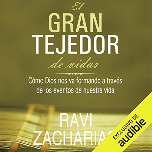El gran tejedor de vidas (Narración en Castellano) [The Grand Weaver] cover art