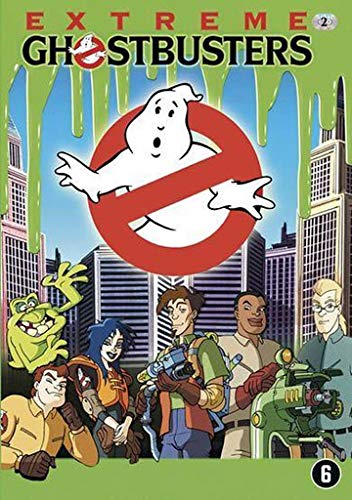 dvd - Extreme Ghostbusters (1 DVD)