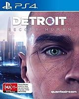 Detroit Become Human - Playstation 4 (PS4) (輸入版)