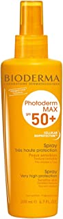 Bioderma Photoderm MAX Sunscreen Spray SPF 50+, 200 ml