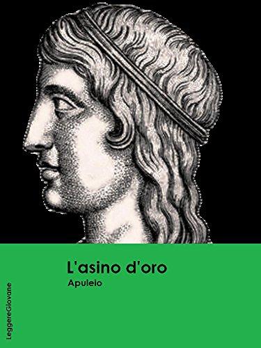 Apuleio. L'asino D'oro (LeggereGiovane) (Italian Edition)