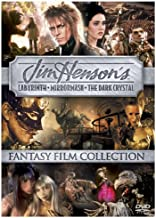 Jim Henson's Fantasy Film Collection: (Labyrinth / The Dark Crystal / MirrorMask)