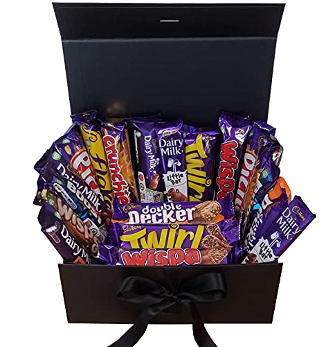 Ultimate Cadbury Chocolate Gift Hamper Mega Cadbury Selection Box Sweets for All
