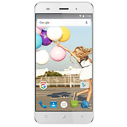 Price comparison product image Orbic Slim - Factory Unlocked Phone - Retail Packaging (Silver)