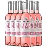 Finca del Mar Vino Rosado D.O. Valencia 6 Botellas - 750 ml