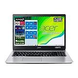 Acer Silver new Athlon 3050u, ram 8 Gb Ddr4, SSD M.2 PCi da 256Gb, Display Full Hd da 15,6 pollici,...