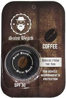 Saint Beard-Lip Balm (Coffee) SPF 30